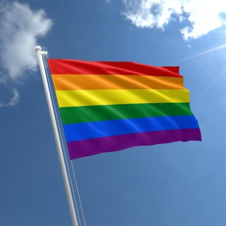 Drapeau LGBTQI+