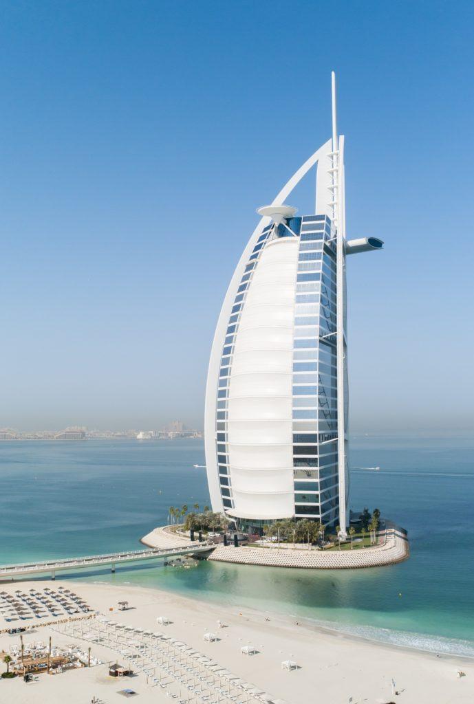 Burj Al Arab à Jumeirah